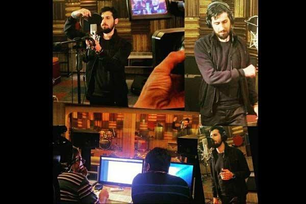 حامد زمانی برای دور دوم پخش «آسمان من» تیتراژ خواند
