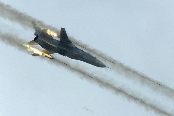 Russian air strikes precipitate terrorist withdrawal in Syria