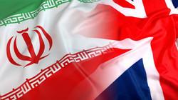 iran britain