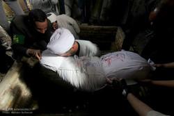 تشییع و خاکسپاری پیکر دو شهید گمنام در بیرجند