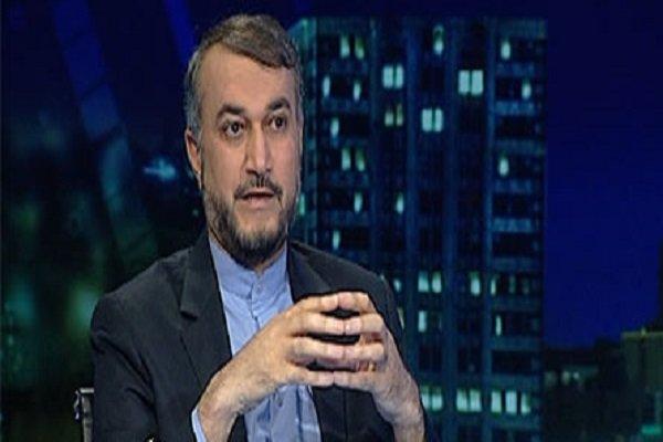 عبداللهيان :  مشاركة السعودية في مؤتمر زمرة المنافقين، اجراء ضد المصالح الوطنية الايرانية