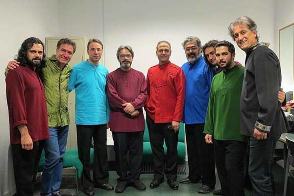 Europeans welcome Iranian music
