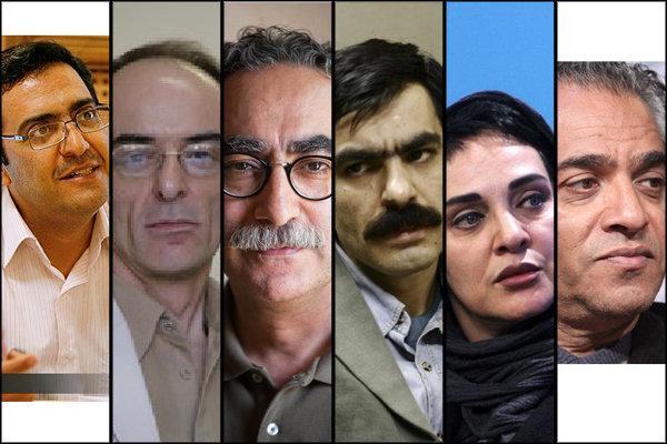 داوران جایزه محمود استادمحمد
