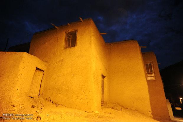 Şahrud'un Dezyan köyü
