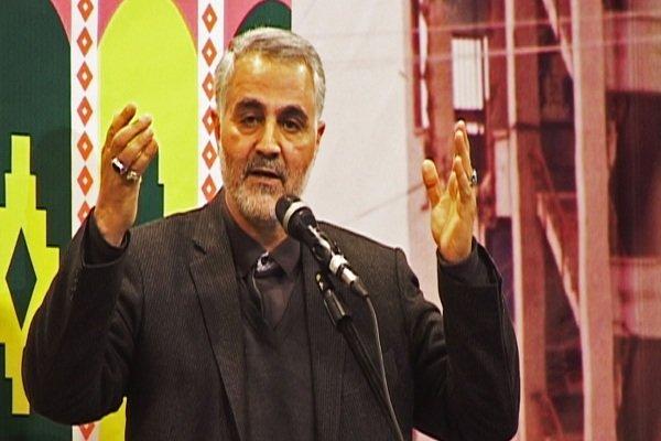 اللواء سليماني : الدفاع عن العتبات المقدسة, دفاع عن حرمة الاسلام واهل البيت والانسانية