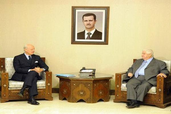 وزير الخارجية السوري: أي جهد لمكافحة الإرهاب لا يتم بالتنسيق معنا هو ابتعاد عن الهدف