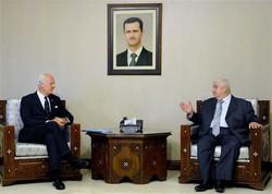 syria fm-de mistura