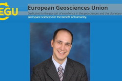 Iranian wins EGU's Outstanding Young Scientists Award