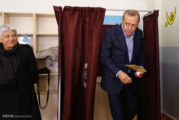 پیروزی حزب عدالت و توسعه در انتخابات ترکیه