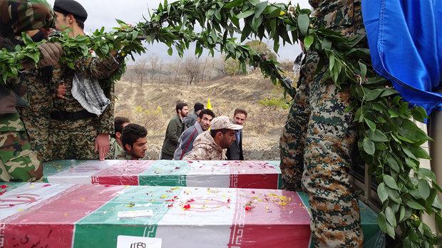 مهمانی ۷ شهید در مازندران/ پدرانی که زود آسمانی شدند