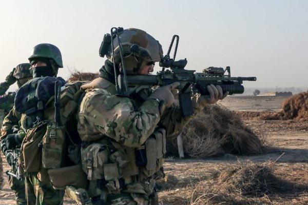 القوات الخاصة الأمريكية تدخل شمال سوريا