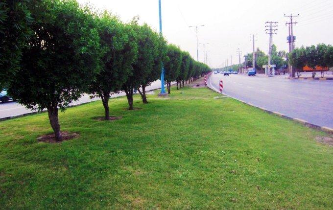 نگرانی از تنگی نفس خوزستانیها در اولین باران پائیزی