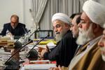 دعوت رئیس جمهور از مردم برای حضور گسترده در راهپيمایی ٢٢ بهمن