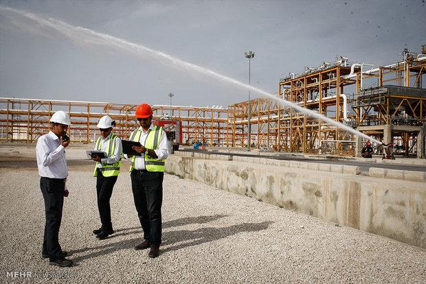 صرفه جویی ۲.۵ میلیارد تومانی با بومی سازی قطعات در پارس جنوبی