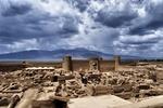 تلاش برای جلوگیری از تخریب در محوطه قدیم گزک راین کرمان