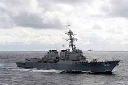 China urges US to end its challenges in South China Sea