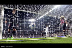 صعود رئال به مرحله بعدی لیگ قهرمانان اروپا