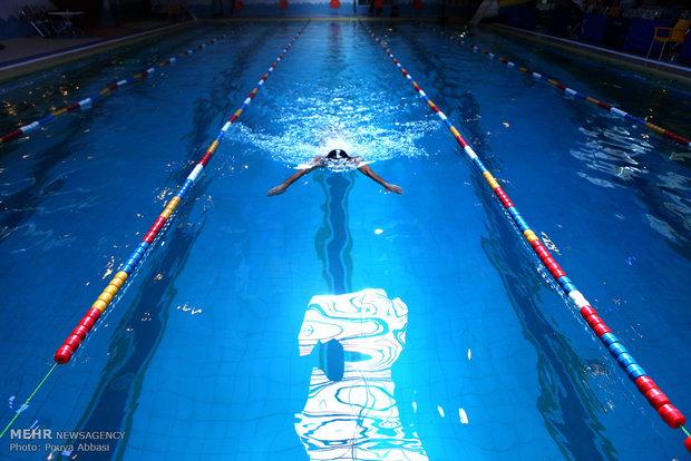 شناگران تیم ملی برای کسب سهیمه المپیک از چهارشنبه به آب میزنند