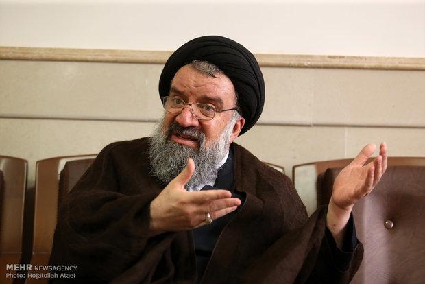 گفتگو با حجت الاسلام سید احمد خاتمی