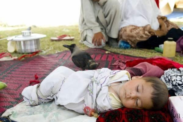 پاکستان میں مکان کی چھت گرنے سے 3 افراد ہلاک
