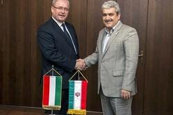 ستاری و وزیر کشاورزی مجارستان