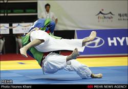 Iran vice-champion in Kurash World Championship