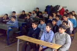 کلاس درس مدرسه