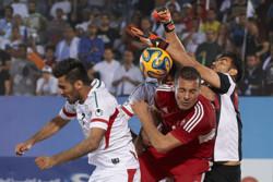 تیم ملی فوتبال ساحلی در رده سوم جهان قرار گرفت