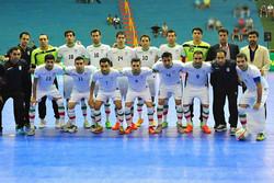 تیم ملی فوتسال ایران - پاراگوئه