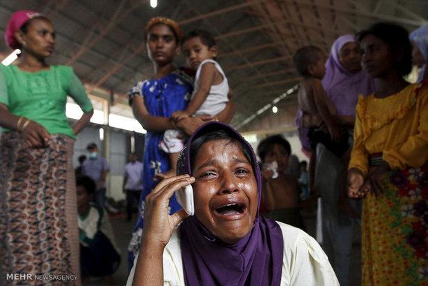 Myanmar'daki müslüman katliamı küresel bir endişe