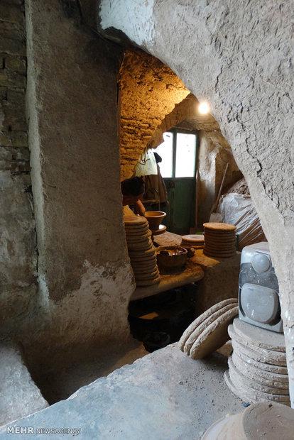 Lalejin, the heartland of pottery