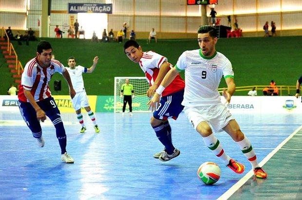 National futsal team reaches 2015 Grand Prix finals