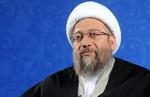 دستورویژه آملی لاریجانی برای تامین امنیت استان های زلزله زده