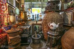 قدیمی ترین عتیقه فروشی در اراک