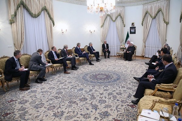 Belgium ready to coop. with Iran on nuclear energy