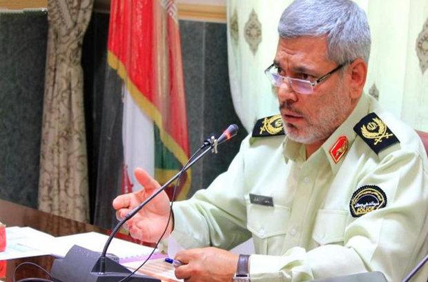 افتتاح چند پاسگاه در استان ایلام با حضور رئیس پلیس پیشگیری ناجا
