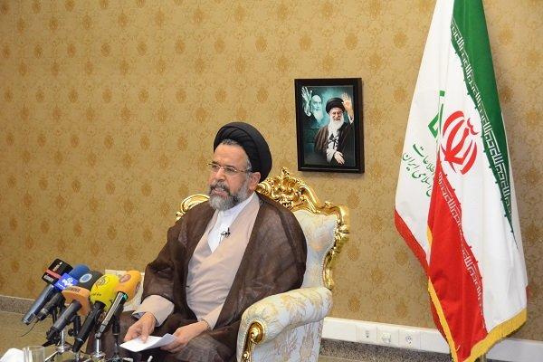 وزير الأمن الايراني يعلن اعتقال عدد من الارهابيين