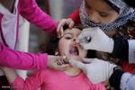 طرح واکسیناسیون فلج اطفال در جیرفت کلید خورد