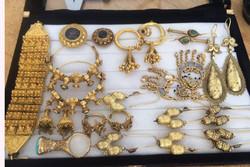 سارق ۳.۵ کیلو طلا در آذربایجان غربی توسط پلیس یزد دستگیر شد