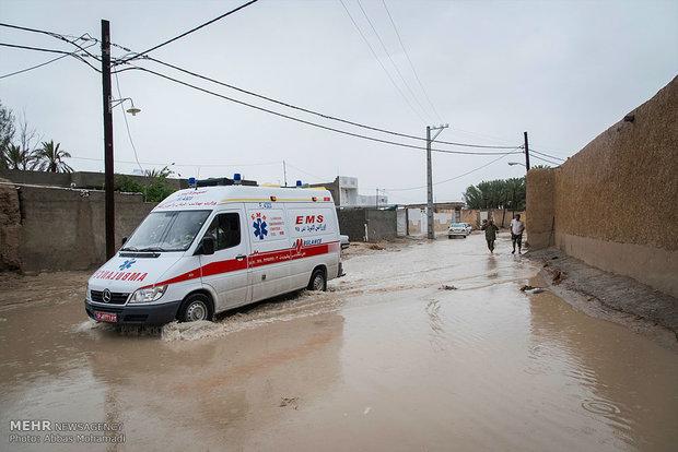 سعودی عرب میں شدید بارشوں سے نظام زندگی مفلوج، 9 افراد ہلاک