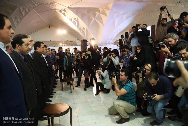 اختتامیه  بیست و یکمین نمایشگاه مطبوعات و خبرگزاری ها