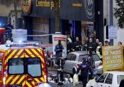 مقتل اكثر من 120 وجرح المئات في هجمات ارهابية في فرنسا