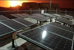 ساخت نیروگاه خورشیدی در قزوین با ۱۰۰ میلیون یورو کلید خورد