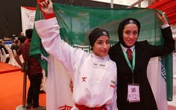 Iranian karatekas bag 10 medals in World Championship