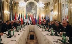 ویانا مذاکرات میں شام میں فوری جنگ بندی اور6 ماہ عبوری حکومت کے قیام پر اتفاق