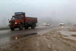 اعلام وضعیت ترافیکی ۲۵ محور مواصلاتی/جاده مهران-ایلام دوطرفه شد