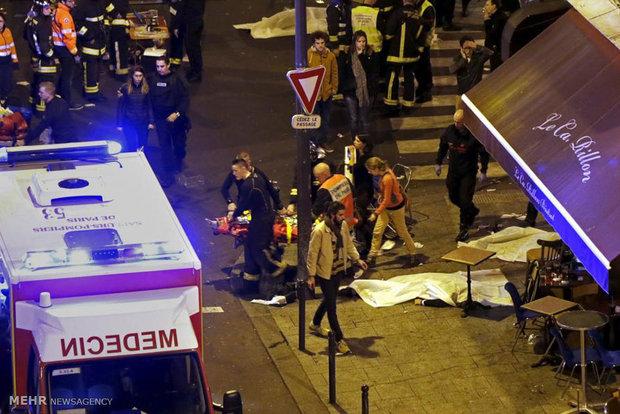 حملات تروریستی به پایتخت فرانسه