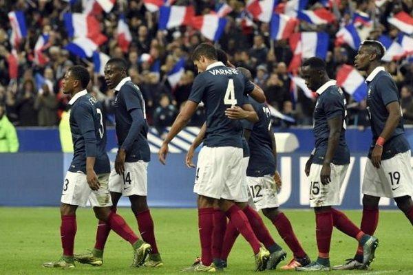 ملخص مباراة فرنسا والمانيا
