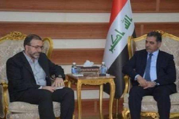 وزير الداخلية العراقي: لن نبخل باي جهد لخدمة زوار الاربعين الحسيني