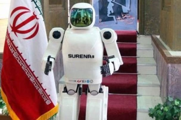 Iranian humanoid 'Surena III' to be unveiled Mon.